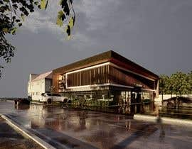 nº 19 pour Facade building - RESTAURANT par soufiane201