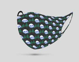 #93 for CARAVAN DESIGN COVID MASK by shaba5566