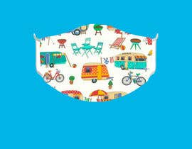 #107 for CARAVAN DESIGN COVID MASK by abdoloord195