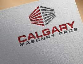 Nro 411 kilpailuun Looking for Logo and Business Card Design for a Masonry & Bricklaying Business käyttäjältä aklimaakter01304