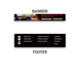 #12 for Design Banner and Footer af maharmdmiah0305