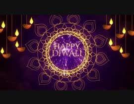 nº 30 pour Build a Video Diwali Background  - 4k Resolution - video should just be on loop for about 10 min duration par muhammedashil10