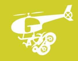 #47 untuk Image shilouette G B helicopter and Motorbike oleh hegab9302