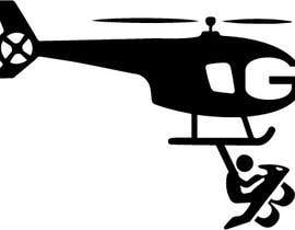 #36 untuk Image shilouette G B helicopter and Motorbike oleh aftabahmad5368