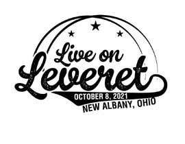 nº 495 pour Live on Leverett Tee Vintage Concert shirt design par palash66
