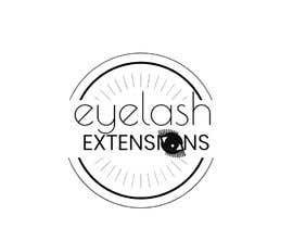 Nro 304 kilpailuun Create a business logo for eyelash extensions käyttäjältä ArtistGeek
