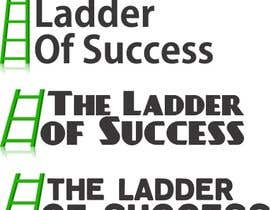 #14 para Design a Logo for The Ladder Of Success por trishirts