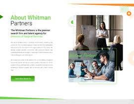 Nro 211 kilpailuun Recruiting company home/landing page käyttäjältä hammasJ