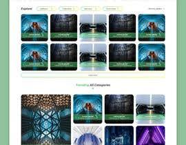 #29 for Design UX UI for NFT Marketplace af Hasandy