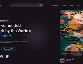#42 for Design UX UI for NFT Marketplace af FiiQi