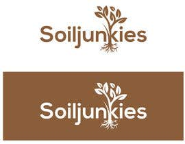 #442 for Soiljunkies.com Logo Design af NASIMABEGOM673