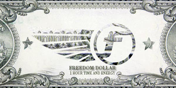Bài tham dự cuộc thi #2 cho Design our new currency..Freedom Dollars
