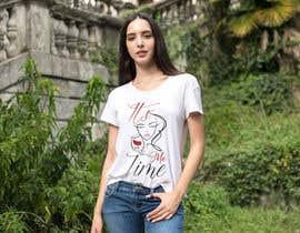 nº 294 pour It's Me Time Tshirt Design par ArtistryOfRafed