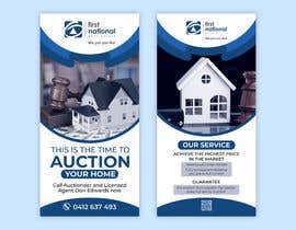#98 cho flyers promoting sale by auction bởi imranislamanik