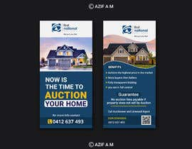 #82 cho flyers promoting sale by auction bởi azi82