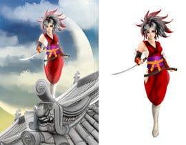 Nro 3 kilpailuun characters for fighting game käyttäjältä surajp0087