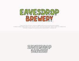 Nro 63 kilpailuun Eavesdrop Brewery Halloween Font käyttäjältä suyogapurwana