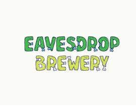 Nro 278 kilpailuun Eavesdrop Brewery Halloween Font käyttäjältä Mohsindasign