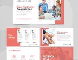 Nro 18 kilpailuun Powerpoint Template Design käyttäjältä se7ensky