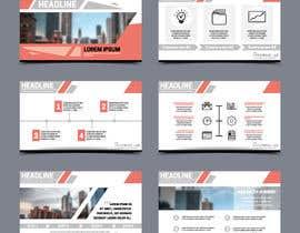 Nro 43 kilpailuun Powerpoint Template Design käyttäjältä rasidulislam699