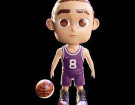 Nro 51 kilpailuun 3D Basketball/NFL Player (Chibi or Bobble Head Style) käyttäjältä tryingandtrying