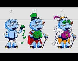 orrlov tarafından Design a Mascot/character for a Decentralized Lotto için no 75