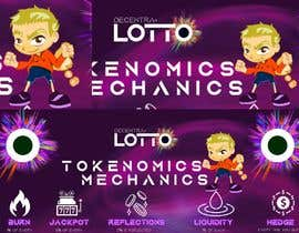 raghavdutta1 tarafından Design a Mascot/character for a Decentralized Lotto için no 124