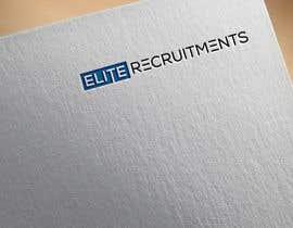 #307 for Logo Design - EliteRecruitments by baproartist