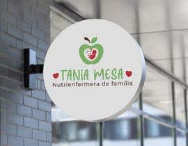 Nro 340 kilpailuun Design a logo for a nutritionist and nurse specialized in childhood käyttäjältä huzaifahassanzai