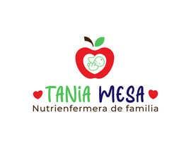 Nro 348 kilpailuun Design a logo for a nutritionist and nurse specialized in childhood käyttäjältä huzaifahassanzai