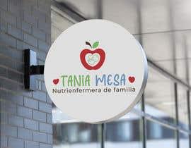 Nro 350 kilpailuun Design a logo for a nutritionist and nurse specialized in childhood käyttäjältä huzaifahassanzai