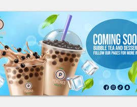 #59 for Create a Coming Soon Banner 2 meters by 4 meters af TheCloudDigital