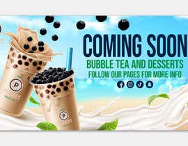 #60 for Create a Coming Soon Banner 2 meters by 4 meters af TheCloudDigital