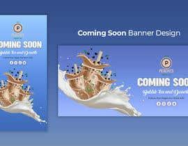 #63 for Create a Coming Soon Banner 2 meters by 4 meters af syedmahdi98