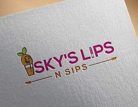 Nro 83 kilpailuun Sky's Lips n Sips Logo käyttäjältä taslimaakter3601
