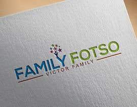 freelancermstam1 tarafından Logo for Fotso Victor Family için no 77