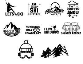 #5 cho Create 10 Ski illustrations bởi tiaciasingh