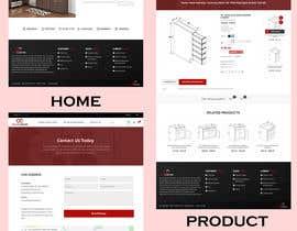 #49 for BUILD ME A WEBSITE FOR SWEENEE af hosnearasharif