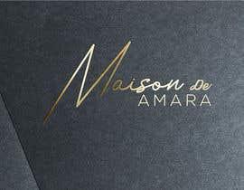 Nro 97 kilpailuun Design a logo - Maison de Amara käyttäjältä mdsajjadhossain7