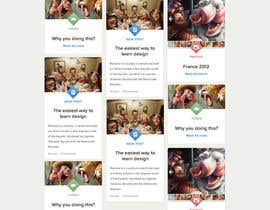 #4 for Design a Website Mockup for DECOMAG af JoshuaFREELANCE