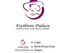 Nro 42 kilpailuun Brand Name Logo and Slogan käyttäjältä ArnobSKY