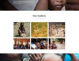 #18 for Website MOCK for a charity organization af isandipanmondal