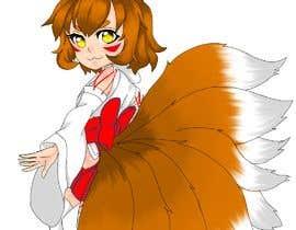 #18 cho Design A Kitsune Character bởi Visorarts