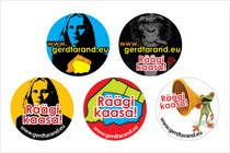 Graphic Design Entri Kontes #10 untuk 5 Button Badge designs for a Personal/Political Blog