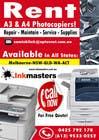 Graphic Design Kilpailutyö #57 kilpailuun Design a Flyer for Photocopier Rentals