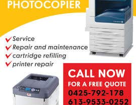 #56 para Design a Flyer for Photocopier Rentals por abhikreationz