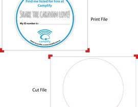 #3 untuk Design a sticker oleh littlesecretdesi