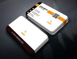 Nro 188 kilpailuun Need a unique business card käyttäjältä Jamil247