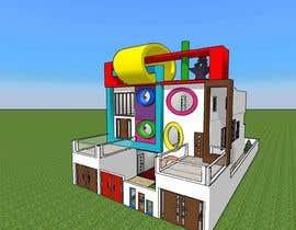 #15 for Build me a House Plan (Floor Plans, 3d designs, Interior Designs etc.) by Gurudayal777