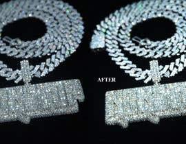 #93 para NEED PHOTO EDITOR for my Hip Hop Diamond Jewelry Company and instagram por shafiq45sust